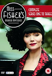 Miss Fisher's Murder Mysteries (Dizi)