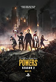 Powers (Dizi)