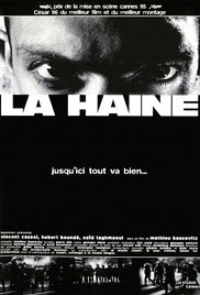 La Haine Protesto 1995 Künye Fragman Movie Trailer