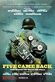 Five Came Back (Dizi)