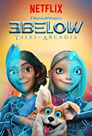 3Below: Tales of Arcadia (Dizi)