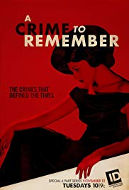 A Crime to Remember (Dizi)