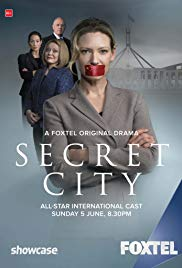 Secret City (Dizi)