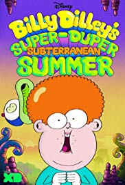 Billy Dilley's Super-Duper Subterranean Summer (Dizi)