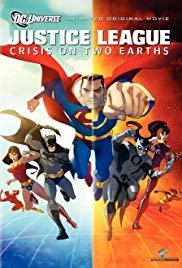 justice league crisis on two earths adalet birligi iki dunyada kriz 2010 kunye fragman movie trailer sinema smart