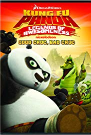 Kung Fu Panda: Legends of Awesomeness (Dizi)