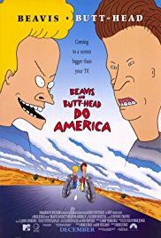 Beavis and Butt-Head Do America