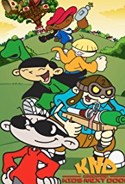 Codename: Kids Next Door (Dizi)