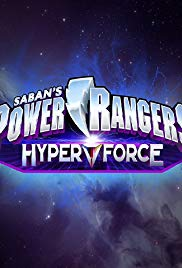 Power Rangers HyperForce (Dizi)