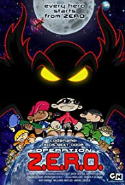 Codename: Kids Next Door - Operation Z.E.R.O.