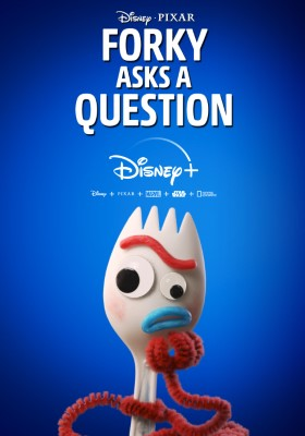 Forky Asks a Question (Dizi)