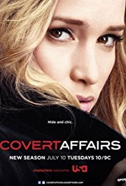 Covert Affairs (Dizi)