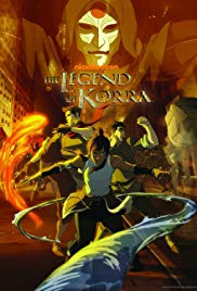 The Legend of Korra (Dizi)