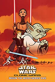 Star Wars: Clone Wars (TV Series 2003–2005) (Dizi)
