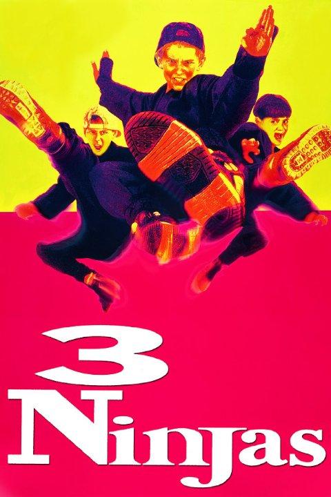 3 ninjas knuckle up 1995 vietsub